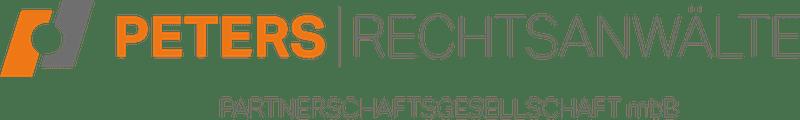 peters rechtsanwaelte logo